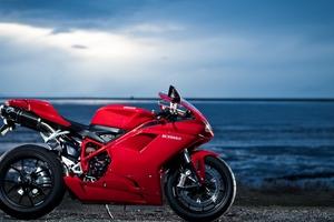Ducati 1098 4K
