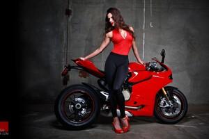 Ducati 1199 Wallpaper