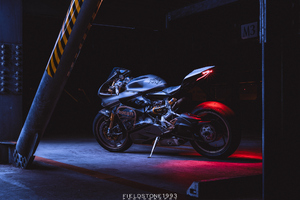 Ducati 1199 Panigale S Wallpaper