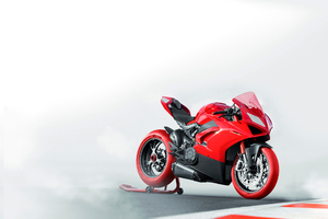 Ducati 1299 Panigale 4k Wallpaper