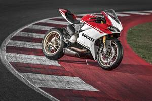 Ducati 1299 Panigale S 2016 Wallpaper