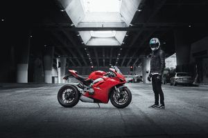 Ducati 4k New Wallpaper