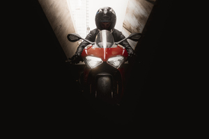 Ducati 4k Rider Wallpaper