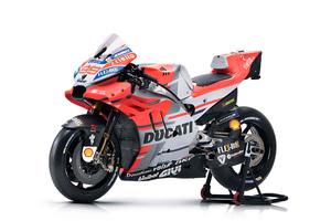 Ducati Desmosedici GP18 2018