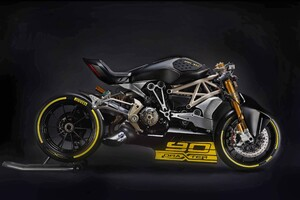 Ducati Draxter XDiavel Concept