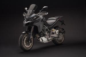 Ducati Multistrada 1260 S 2018 4k