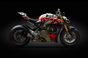 Ducati Panigale V4 Streetfighter Wallpaper