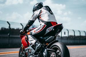 Ducati Rider Wallpaper