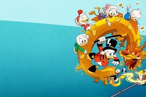 DuckTales Season 3 Wallpaper