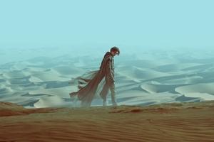 Dune 12k Wallpaper