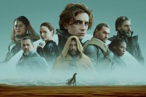 Dune 8k Wallpaper