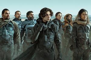 Dune Movie 8k Wallpaper