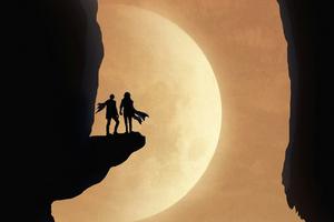 Dune Movie Poster 2021 4k Wallpaper