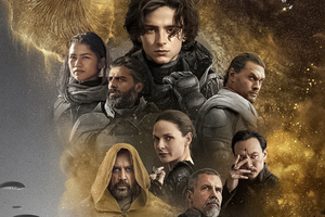 Dune Movie Poster Wallpaper