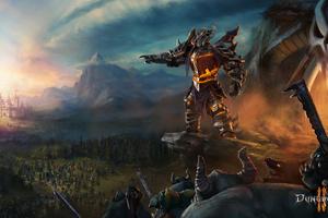 Dungeons 2 Game Artwork