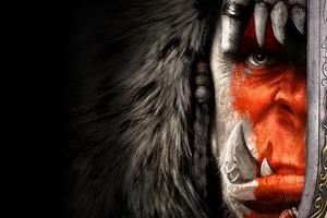 Durotan Orc Warcraft