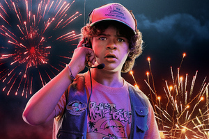 Dustin In Stranger Things Season 3 2019 5k