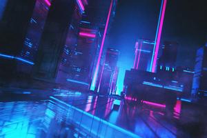 Dvde Lights Art 4k