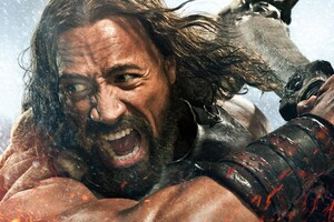 Dwayne Johnson In Hercules Desktop Wallpaper