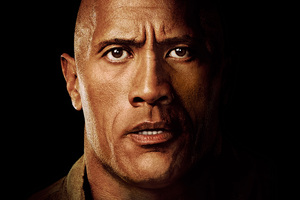 Dwayne Johnson In Jumanji Welcome To The Jungle 8k