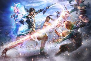 Dynasty Warriors Godseekers 2016 Wallpaper