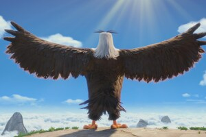 Eagle Angry Birds Movie