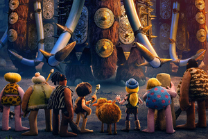 Early Man 2018 Animated Movie 4k