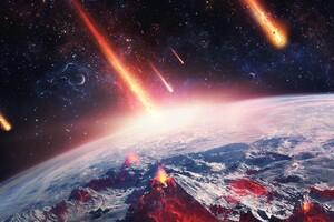 Earth Meteors