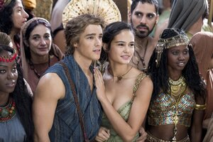 Eaton Brenton Gods Of Egypt