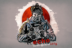 Echo Tom Clancys Rainbow Six Siege