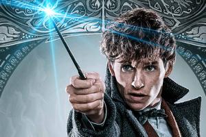Eddie Redmayne As Newt Scamander In Fantastic Beasts The Crimes Of Grindlewald 2018