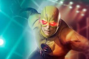 Eddie Thawne In The Flash Wallpaper