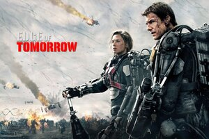 Edge Of Tomorrow Wide
