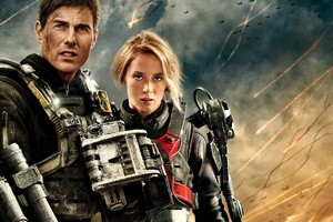 Edge Of Tomorrow Wallpaper