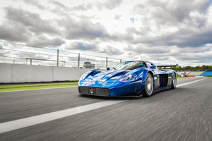 Edo Competition Maserati MC12 VC 5k Wallpaper