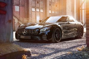 Edo Competition Mercedes AMG GTR 2018