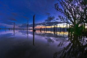 Eerie Lake