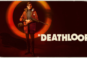 Egor Serling Deathloop Wallpaper