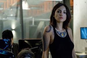 Eiza Gonzalez Bloodshot 5k 2020 Movie