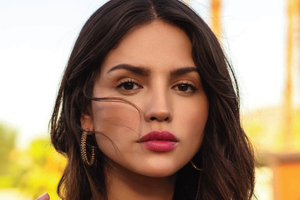 Eiza Gonzalez Elle Mexico September 2019