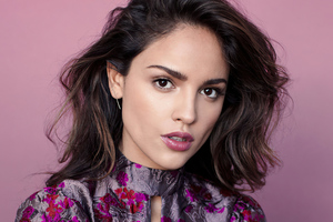 Eiza Gonzalez Vogue Mx 4k