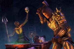 Elder Scrolls Online Halloween