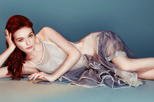 Eleanor Tomlinson In 2020 4k Wallpaper