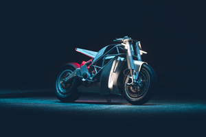 Electric Bike 4k Wallpaper