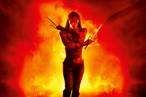 Elektra Daredevil Wallpaper