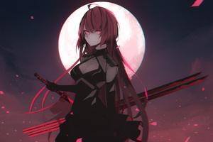 Elesis Elsword Anime Character 4k