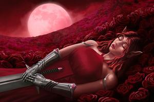 Elf Moon Fantasy