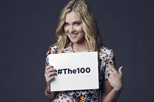 Eliza Taylor The 100 Wallpaper