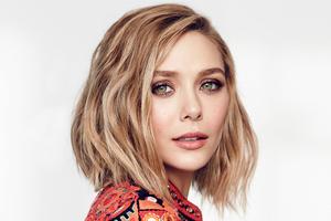 Elizabeth Olsen HD 4k