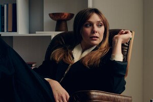 Elizabeth Olsen Vincent Tullo Photoshoot